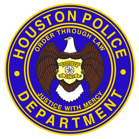 Houston Police Department seal